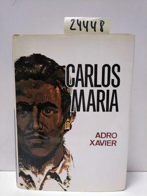 CARLOS MARÍA