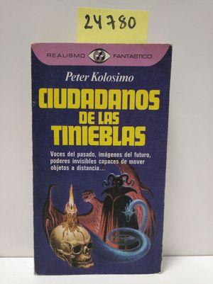 CIUDADANOS DE LAS TINIEBLAS