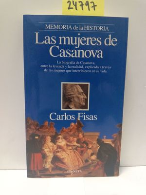 LAS MUJERES DE CASANOVA
