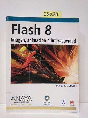 FLASH 8. IMAGEN, ANIMACIÓN E INTERACTIVIDAD