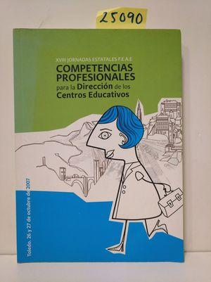 COMPETENCIAS PROFESIONALES PARA LA DIRECCIÓN DE LOS CENTROS EDUCATIVOS