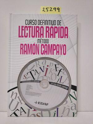 CURSO DEFINITIVO DE LECTURA RÁPIDA (INCLUYE CD)