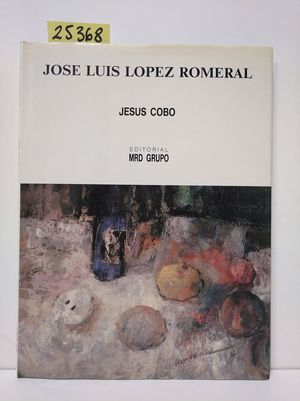 JOSÉ LUIS LÓPEZ ROMERAL