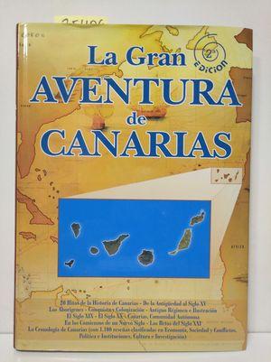 LA GRAN AVENTURA DE CANARIAS