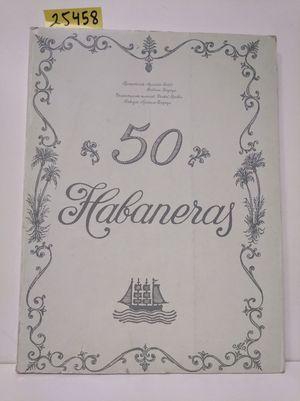50 HABANERAS