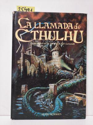 LLAMADA DE CTHULHU, LA