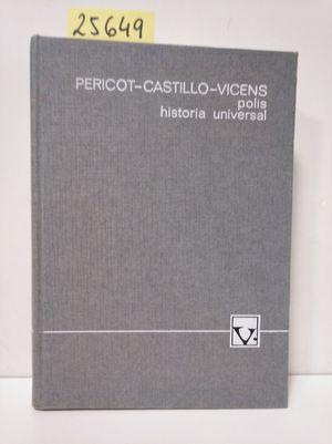 POLIS. HISTORIA UNIVERSAL
