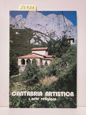 CANTABRIA ARTÍSTICA. ARTE RELIGIOSO