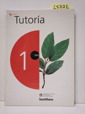 TUTORIA, 1 ESO