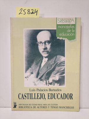 CASTILLEJO, EDUCADOR.