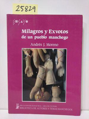 MILAGROS Y EXVOTOS DE UN PUEBLO MANCHEGO