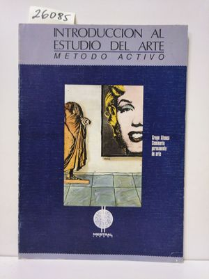 INTRODUCCIÓN AL ESTUDIO DEL ARTE