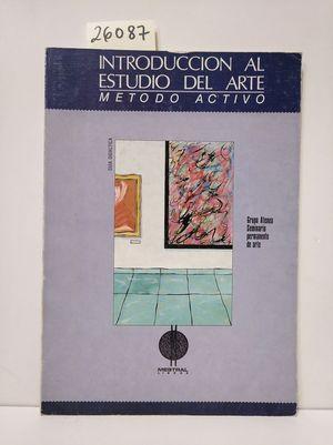 INTRODUCCIÓN AL ESTUDIO DEL ARTE. (GUÍA DIDÁCTICA)