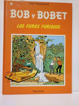 BOB Y BOBET 1. LOS FURAX FURIOSOS