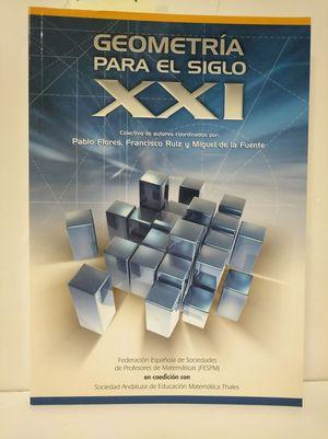 GEOMETRÍA PARA EL SIGLO XXI