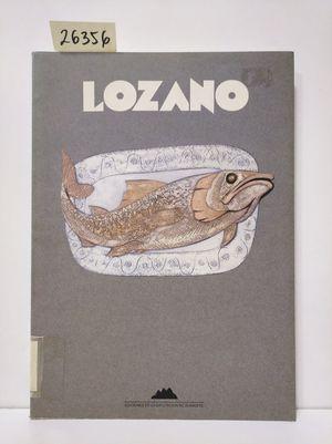 JOSÉ ANTONIO LOZANO