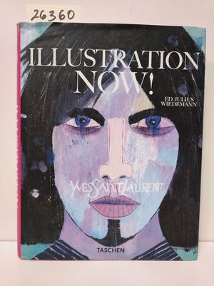 ILLUSTRATION NOW! (25 ANIVERSARIO)