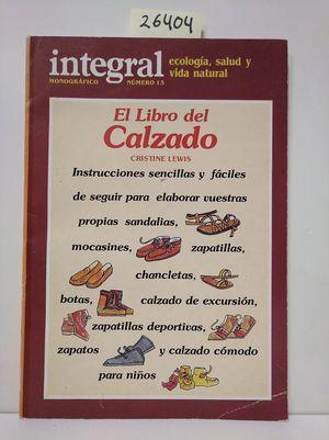 LIBRO DEL CALZADO