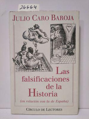 LAS FALSIFICACIONES DE LA HISTORIA