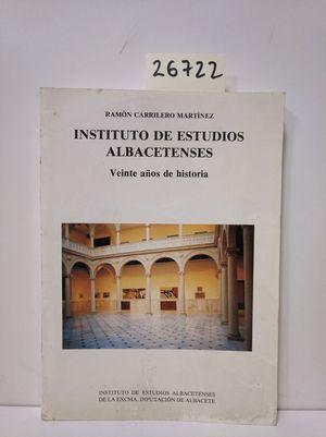 INSTITUTO DE ESTUDIOS ALBACETENSES