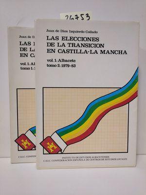 LAS ELECCIONES DE LA TRANSICIÓN EN CASTILLA-LA MANCHA