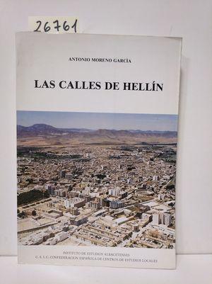 LAS CALLES DE HELLÍN