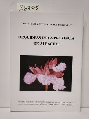 ORQUÍDEAS DE LA PROVINCIA DE ALBACETE