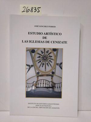 ESTUDIO ARTÍSTICO DE LAS IGLESIAS DE CENIZATE