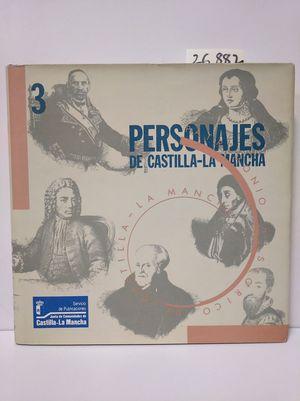 PERSONAJES DE CASTILLA-LA MANCHA 3