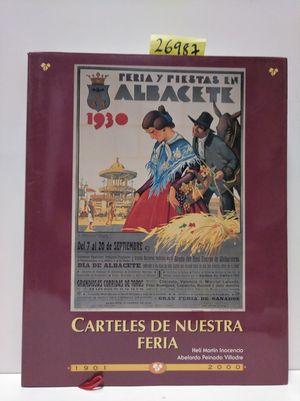 CARTELES DE NUESTRA FERIA 1901-2000