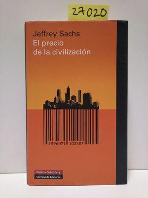 EL PRECIO DE LA CIVILIZACIÓN
