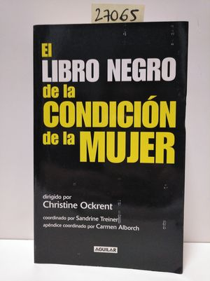 EL LIBRO NEGRO DE LA CONDICIÓN DE LA MUJER