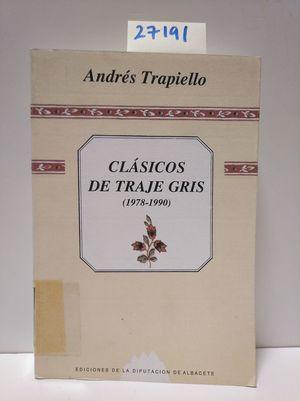 CLÁSICOS DE TRAJE GRIS