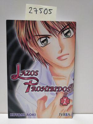 LAZOS PROHIBIDOS 01