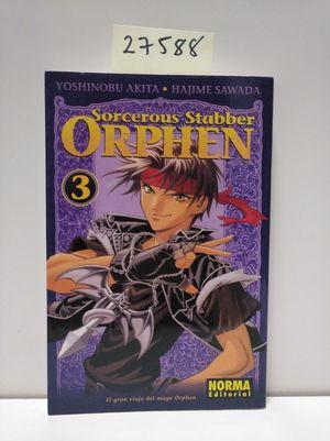 SORCEROUS STABBER ORPHEN 3