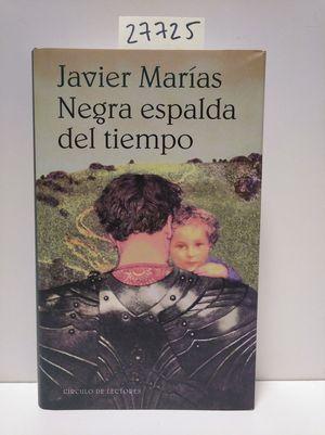 NEGRA ESPALDA DEL TIEMPO