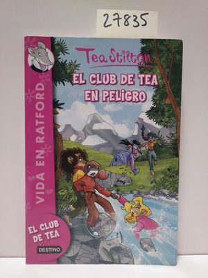 EL CLUB DE TEA EN PELIGRO