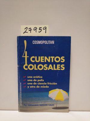 4 CUENTOS COLOSALES