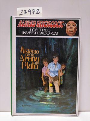 MISTERIO DE LA ARAÑA DE PLATA