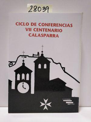 SÉPTIMO CENTENARIO DE CALASPARRA