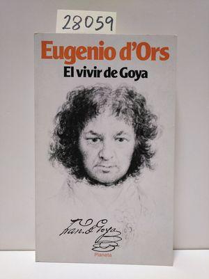 EL VIVIR DE GOYA