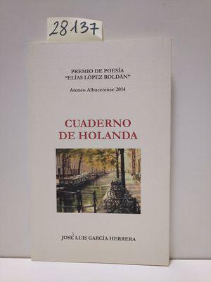 CUADERNO DE HOLANDA