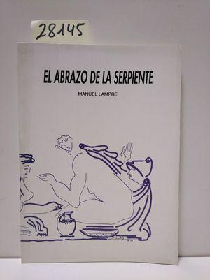 EL ABRAZO DE LA SERPIENTE