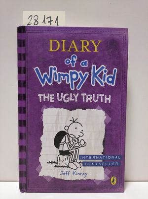 THE UGLY TRUTH. WIMPY KID BOOK 5.
