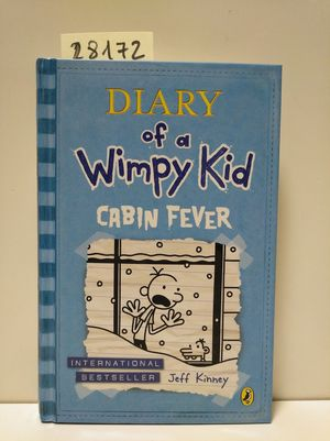 CABIN FEVER WIMPY KID BOOK 6