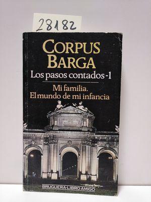 PASOS CONTADOS, LOS. (TOMO 1)