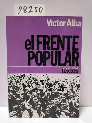 FRENTE POPULAR, EL