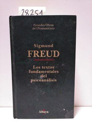 TEXTOS FUNDAMENTALES DEL PSICOANÁLISIS