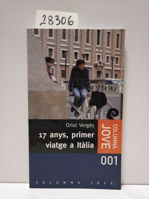 17 ANYS, PRIMER VIATGE A ITÀLIA