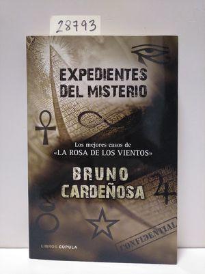 EXPEDIENTES DEL MISTERIO